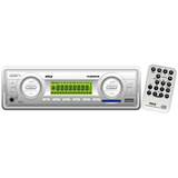 Pyle PLMR89WW Marine Flash Audio Player - 160 W RMS - Single DIN