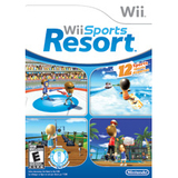 Nintendo Wii Sports Resort RVLPRZTE