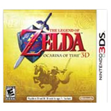 Nintendo The Legend of Zelda: Ocarina of Time 3D CTRPAQEE