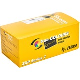 Zebra True Colours 800033-840 Ribbon Cartridge - YMCKO - 800033840