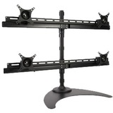 Peerless-AV Quad Display Desktop Mount - LCZ4F430B