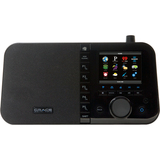 Grace Digital Mondo GDI-IRC6000 Wi-Fi Music Player with 3.5-Inch Color Display (Black)