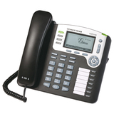 Grandstream GXP2100 IP Phone - Cable - Desktop, Wall Mountable - GXP2100