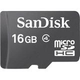SanDisk SDSDQM-016G-B35SA 16 GB microSD High Capacity (microSDHC) SDSDQM-016G-B35SA