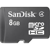SanDisk SDSDQM-008G-B35SA 8 GB microSD High Capacity (microSDHC) SDSDQM-008G-B35SA