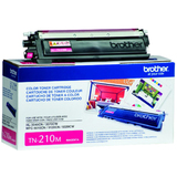 Brother TN-210M Toner Cartridge - Magenta TN210M-K