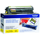 Brother TN-210Y Toner Cartridge - Yellow TN210Y-K