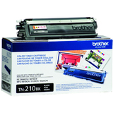 Brother TN-210BK Toner Cartridge - Black TN210BK-K