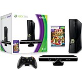 Microsoft Xbox 360 Gaming Console Kinect Bundle with Gamepad S4G-00002