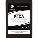 Corsair Force Series 40GB 2.5IN SATA2 25nm Solid State Disk Flash Drive SSD Sandforce *3 Year Wrty*