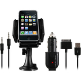 Hipstreet iPod & iPhone Auto Essential Kit HS-IPDAUTOKIT