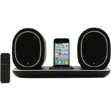 Hip Street 2.0 Speaker System - Wireless Speaker(s) - Black HS-IPWSP850