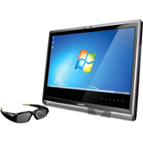 "Lenovo L2363d 23"" 3D LCD Monitor - 16:9 - 5 ms 4452US1"