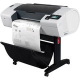 "HP Designjet T790 PostScript Inkjet Large Format Printer - 24"" - Color CR648A#B1K"