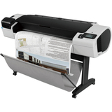 "HP Designjet T1300 Inkjet Large Format Printer - 44"" - Color CR651A#B1K"