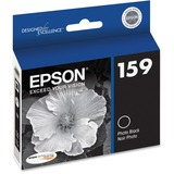 Epson UltraChrome 159 Ink Cartridge - Photo Black - T159120