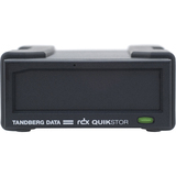 Tandberg Data RDX QuikStor 8667-RDX Drive Dock External - Black