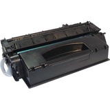 EcoTek Q7553X-ER Toner Cartridge - Remanufactured for HP (Q7553X) - Bl - Q7553XER