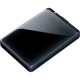 Buffalo MiniStation Plus HD-PNTU3 500 GB External Hard Drive - Black HD-PNT500U3B