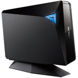 Asus BW-12D1S-U External Blu-ray Writer - Retail Pack BW-12D1S-U/BLK/G/AS