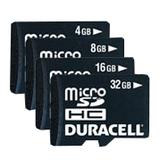 DU-2IN1-32G-R - Duracell DU-2IN1-32G-R 32 GB microSD High Capacity (microSDHC)