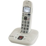 Clarity D712 Cordless Phone - DECT - White
