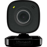 Microsoft LifeCam VX-800 Webcam - 0.3 Megapixel - Black - USB 2.0 JSD-00008