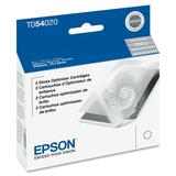Epson UltraChrome Gloss Optimizer Hi-Gloss Cartridge - T054020