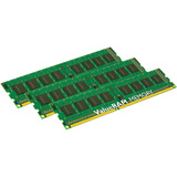 Kingston 12GB 1333MHz DDR3 ECC Reg CL9 DIMM (Kit of 3) Sr X4 W/TS