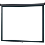 "InFocus SC-MAN-84 Manual Projection Screen - 84"" - 16:9 - Wall Mount, Ceiling Mount SC-MAN-84"