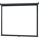 "InFocus SC-MAN-100 Manual Projection Screen - 100"" - 4:3 - Ceiling Mount, Wall Mount SC-MAN-100"
