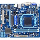 Gigabyte Ultra Durable 2 GA-78LMT-S2P Desktop Motherboard - AMD 760G Chipset - Socket AM3+ GA-78LMT-S2P