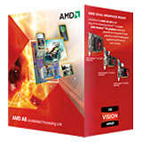 AMD A8-3850 2.90 GHz Processor - Socket FM1 AD3850WNGXBOX