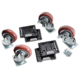Pelican Removable Caster Wheel Kit