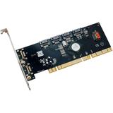 SYBA Multimedia SATA II PCI-X 4 Ports Host Raid Controller Card SY-PCX40009