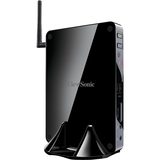 Viewsonic VOT133 Nettop Computer - AMD E-Series E-350 1.60 GHz - Mini PC - Black VOT133B_7PUS_01