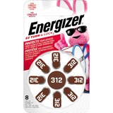Energizer AZ312DP Coin Cell Hearing Aid Battery