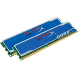 Kingston KHX1600C9D3B1K2/8GX 8GB Kit 2X4GB 1600MHz DDR3 240PIN DIMM Unbuff Hmp HyperX CL9