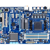Gigabyte Ultra Durable 2 GA-970A-D3 Desktop Motherboard - AMD - Socket - GA970AD3