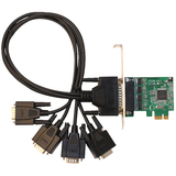 SIIG ID-E40011-S1 Multiport Serial Adapter - IDE40011S1