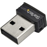 StarTech.com USB 150Mbps Mini Wireless N Network Adapter - 802.11n/g 1T1R USB150WN1X1