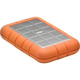 "LaCie Rugged Triple 301983 500 GB 2.5"" External Hard Drive - Orange 301983"