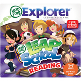 LeapFrog LeapSchool Reading Game