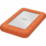 "LaCie Rugged Mini 301555 500 GB 2.5"" External Hard Drive - Orange 301555"
