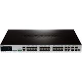 D-Link xStack DGS-3620-28SC Layer 3 Switch DGS-3620-28SC/SI