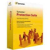 Symantec Protection Suite v.4.0 Small Business Edition + 1 Year Basic Maintenance - Complete Product - User 21180013