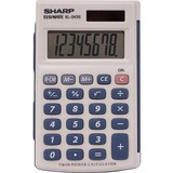 Sharp 8 Digit Handheld Calculator