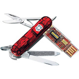 Victorinox AG 5301SG128 128GB Secure USB 2.0 Flash Drive