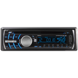 Dual XDM6351 Car CD/MP3 Player - 72 W RMS - Single DIN - XDM6351