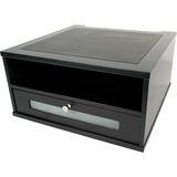 Victor Midnight Black 1175-5 Monitor Riser